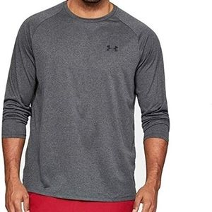 Under Armour long sleeve athletic shirt, small